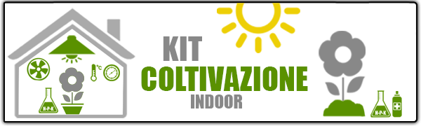 kit coltivazione indoor
